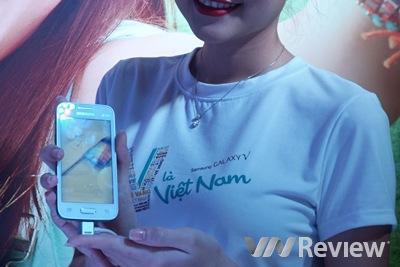 Samsung Galaxy V có giá 2,29 triệu đồng, bán từ hôm nay