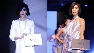 Vaio S Fashion Show dành cho khách hàng doanh nhân