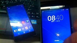 Xperia Z3 có thêm phiên bản 2 SIM