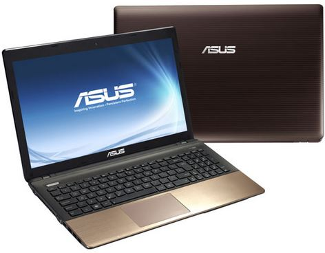 Laptop Asus K55V khởi động lên thì bị mất các chương trình đã cài đặt