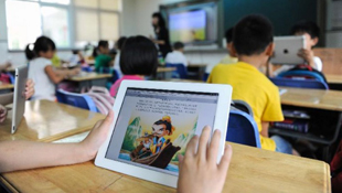 5 thách thức khi đưa máy tính bảng vào trường học