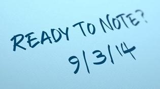 Galaxy Note 4 biết nhận dạng chữ viết tay