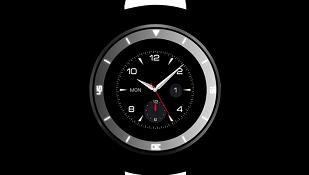 LG tung clip khoe smartwatch mặt tròn