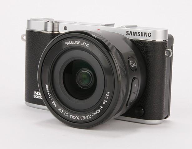 Đánh giá máy ảnh Samsung NX3000