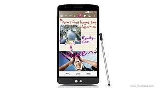 LG G3 Stylus ra mắt, màn hình 5.5 inch qHD và chip 4 nhân 1.3GHz