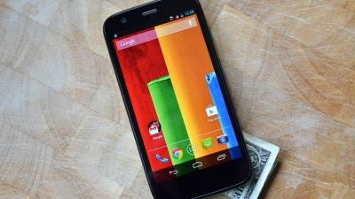 Lộ ảnh Motorola Moto G2, có khe cắm thẻ nhớ, viền mỏng