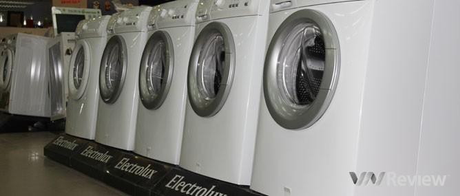 Máy giặt Electrolux: Những gì bạn nên biết