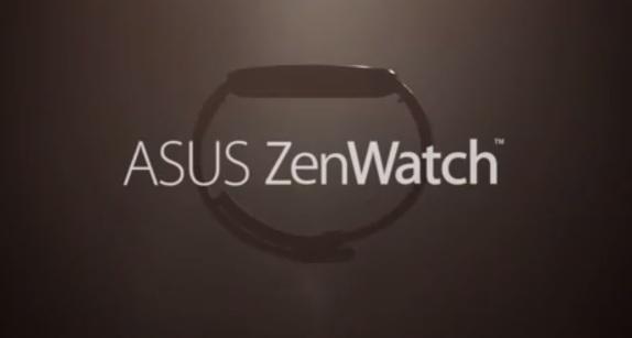 ASUS tung video hé lộ smartwatch ZenWatch