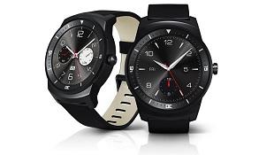 LG G Watch R: smartwatch mặt tròn trong diện mạo truyền thống