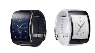 Samsung ra smartwatch màn hình cong Gear S
