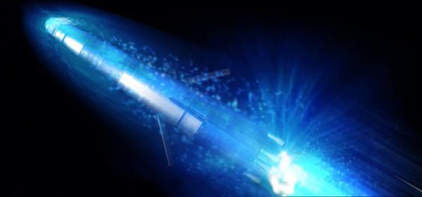 Trung Quốc chế tạo thành công tàu ngầm siêu thanh