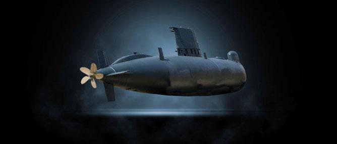 Trung Quốc đang chế tạo tàu ngầm siêu thanh