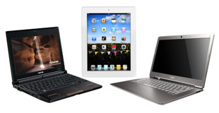Ranh giới Ultrabook, máy tính bảng mờ dần