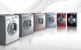 Máy giặt hơi nước hoạt động như thế nào?