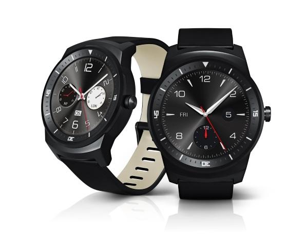 LG G Watch R có giá hơn 6 triệu đồng