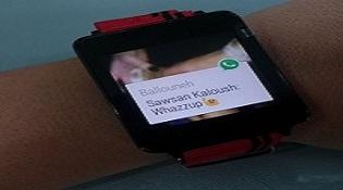 WhatsApp ra mắt bản thử nghiệm cho Android Wear