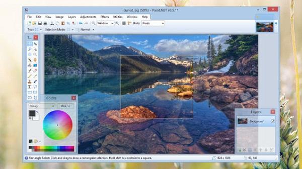 Những lựa chon miễn phí thay thế cho Photoshop