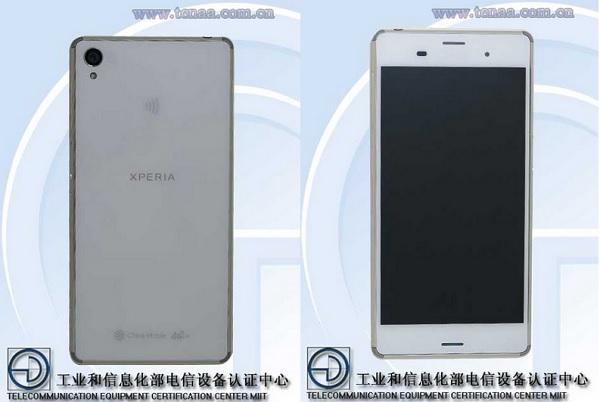 Cơ quan Viễn thông Trung Quốc xác nhận hình ảnh, thông số Xperia Z3