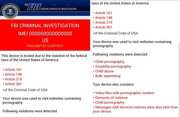 Mã độc tống tiền nguy hiểm nhất trong lịch sử Android