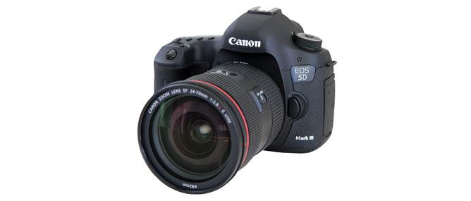 Đánh giá nhanh Canon 5D Mark III