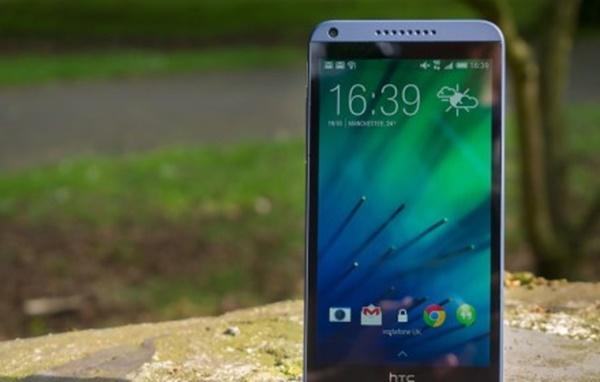 Hình ảnh thực tế HTC Desire 820