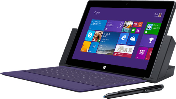 Giảm sản lượng máy Surface của Microsoft