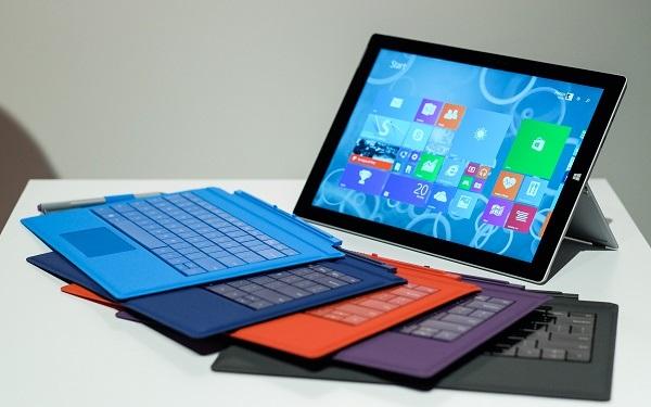 Microsoft giảm sản lượng máy Surface
