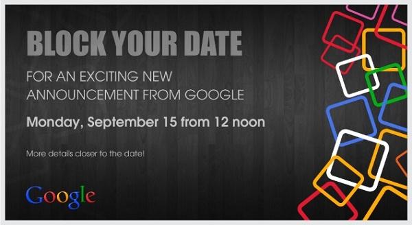 """Dự án smartphone dành cho """"5 tỷ người dùng"""" của Google được công bố tại sự kiện I/O vừa qua sẽ chính thức khởi động vào ngày 15/9 sắp tới."""