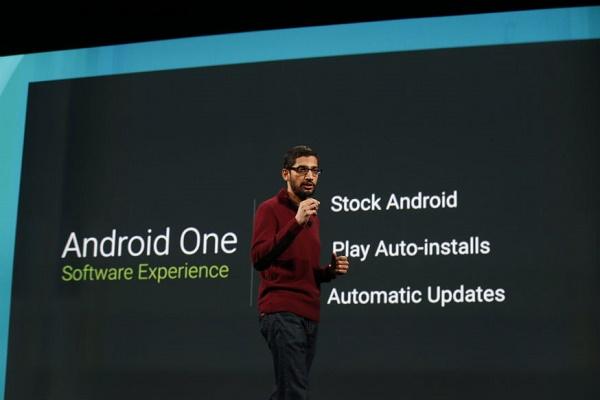 Smartphone siêu rẻ Android One sẽ chính thức ra mắt ngày 15/9