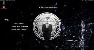Cảnh báo về mã nguồn Anonymous OS