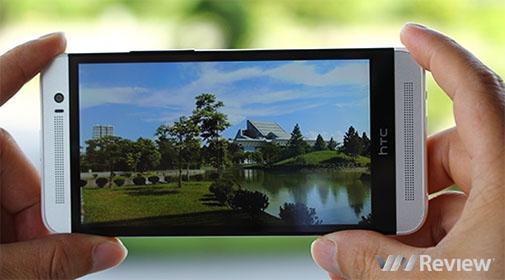 Đánh giá HTC One E8