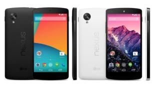 Nexus 5 64GB ra mắt cùng lúc và rẻ hơn Nexus X?