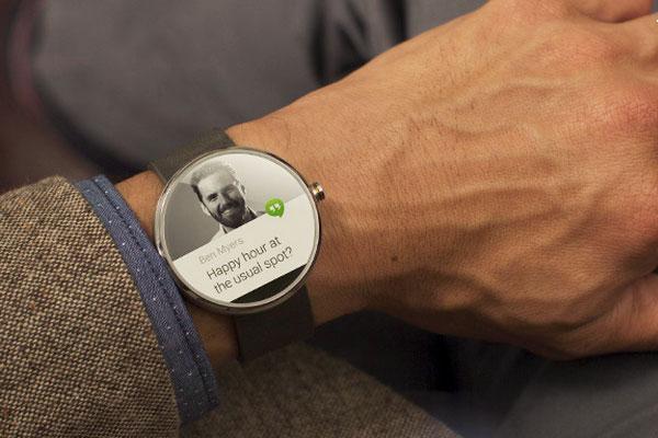 Google sẽ trực tiếp cập nhật tự động cho Android Wear