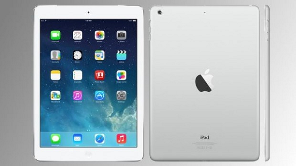 iPad Air 2 sẽ có màn hình 9.7 inch, trang bị máy quét vân tay?