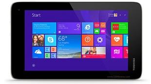 Toshiba Encore mini: SoC Intel lõi tứ, Windows 8.1, giá 120 USD