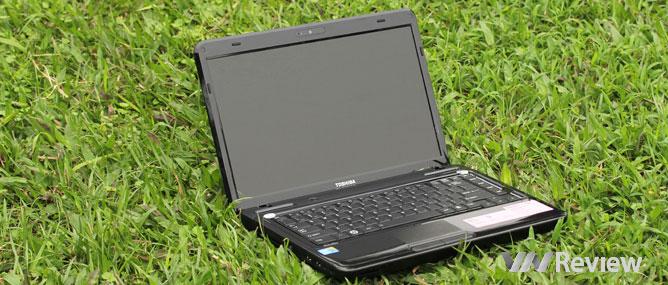 Đánh giá laptop Toshiba Satellite L740