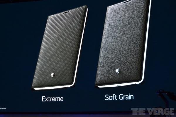 Montblanc cung cấp phiên bản S Pen đặc biệt cho Note 4