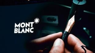 """Bút cảm ứng """"hiệu"""" Montblanc cho Galaxy Note 4"""