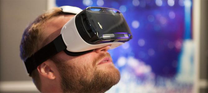 Trên tay kính thực tại ảo rất ấn tượng của Samsung
