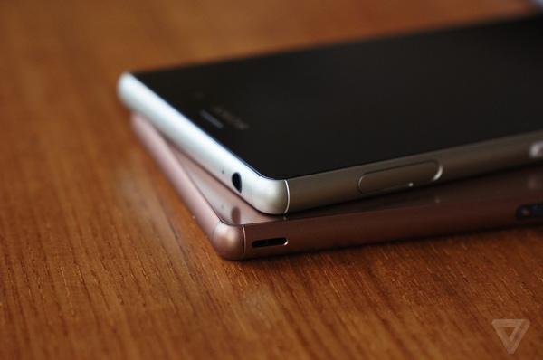 trên tay Sony Xperia Z3 Compact