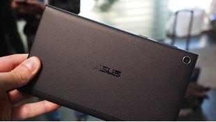 Asus MeMO Pad 7: Tablet 64-bit giá rẻ, chất liệu sợi thủy tinh
