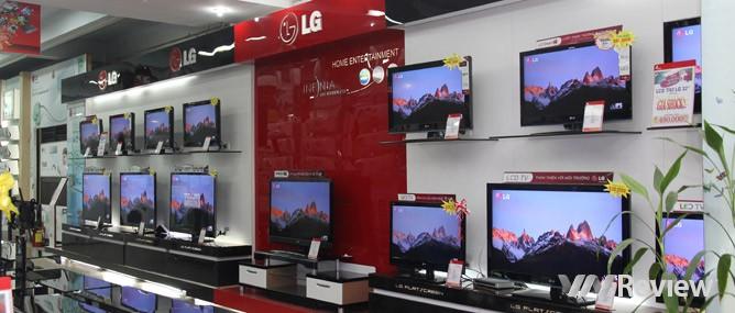 Định mua HDTV của LG? Hãy đọc bài viết này trước