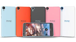HTC giới thiệu Desire 820, smartphone Snapdragon 615 đầu tiên
