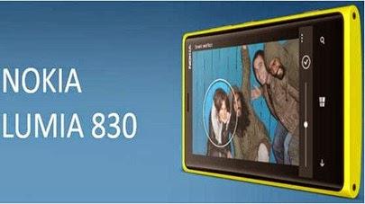 Lumia 830 trình làng với Lumia Denim, camera PureView