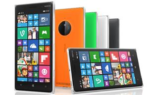 Cấu hình ba máy Lumia 830, 730 và 735 vừa ra mắt tại IFA 2014