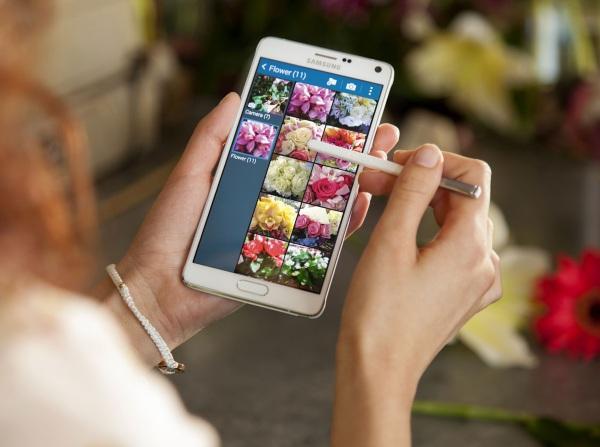 Những tính năng mới trên Samsung Galaxy Note 4 và Note Edge