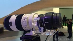 Sony ILCE-QX1: ống kính rời cao cấp cho smartphone