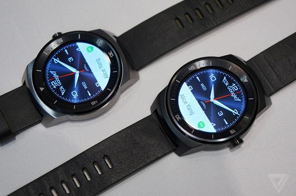 Đánh giá nhanh LG G Watch R