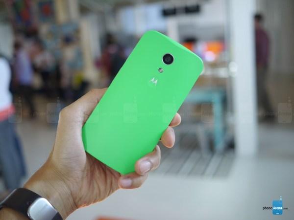 Motorola chính thức trình làng Moto X 2014 và Moto G 2014