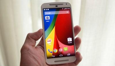 Trên tay Moto G 2014: smartphone giá rẻ đầy hứa hẹn
